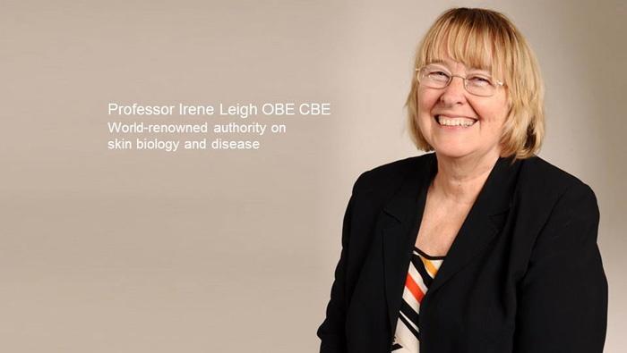 Irene Leigh OBE CBE
