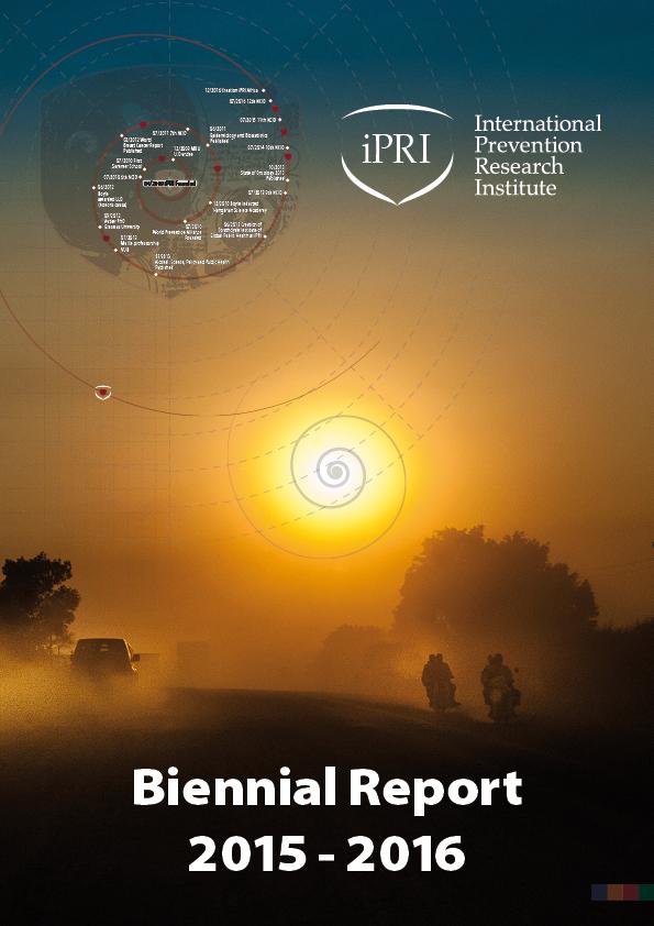 iPRI 2015-2016 Biennial Report