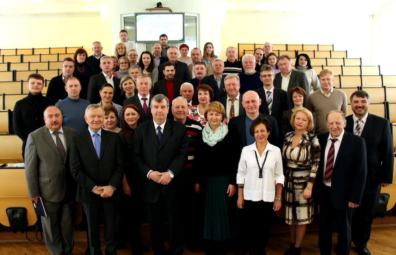 iPRI signs MOU in Ukraine